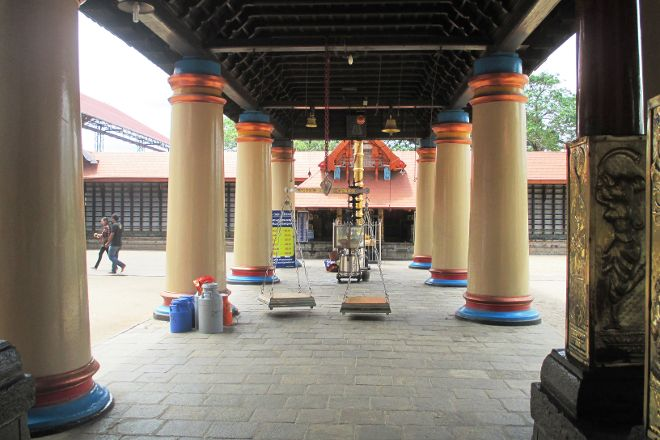 Shiva Temple, Ernakulam, India