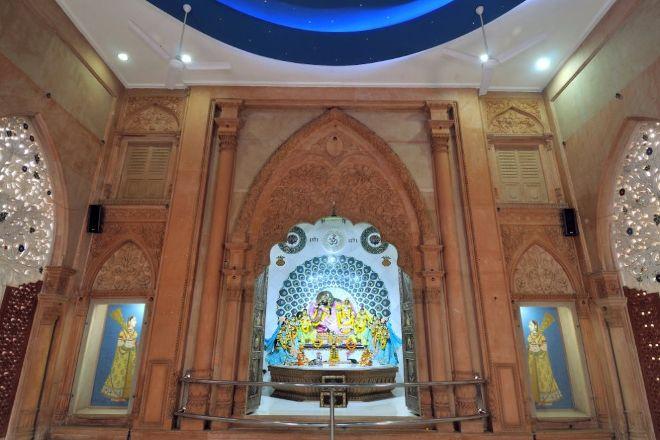 Shree Radha Ras Bihari Ashta Sakhi Temple, Vrindavan, India
