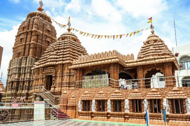 Puri Jagannath Temple, Hyderabad, India