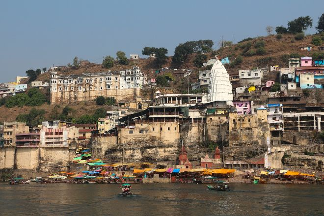 Shri Omkareshwar Jyotirlinga, Indore, India