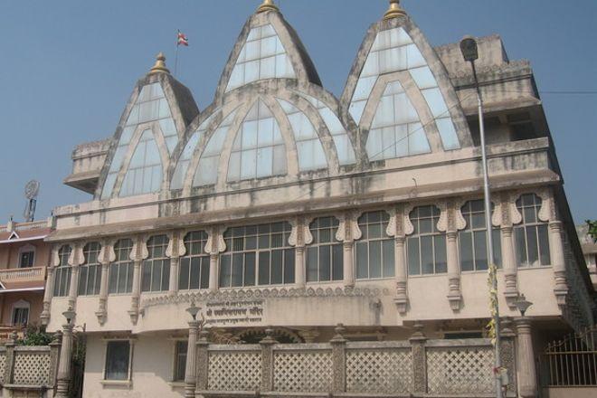 Shri Swaminarayan Mandir, Navi Mumbai, India