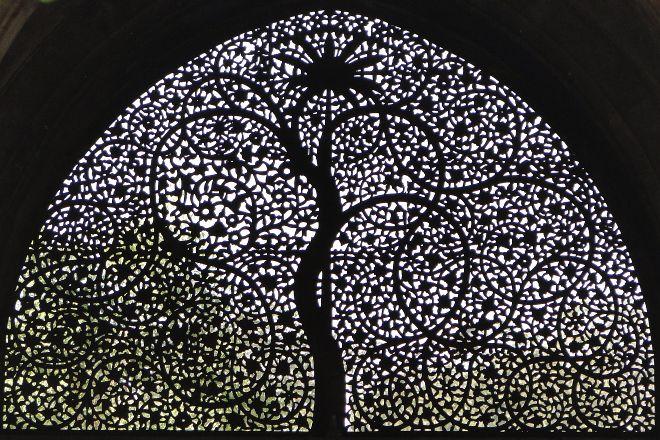 Sidi Saeed Mosque, Ahmedabad, India