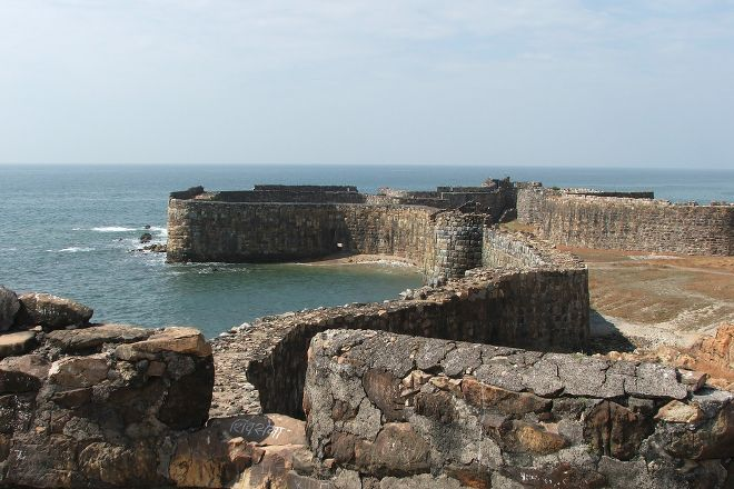 Sindhudurg Fort, Malvan, India