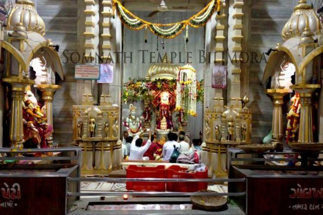 Somnath Temple, Bilimora, India