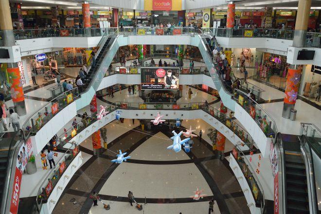 South City Mall, Kolkata (Calcutta), India