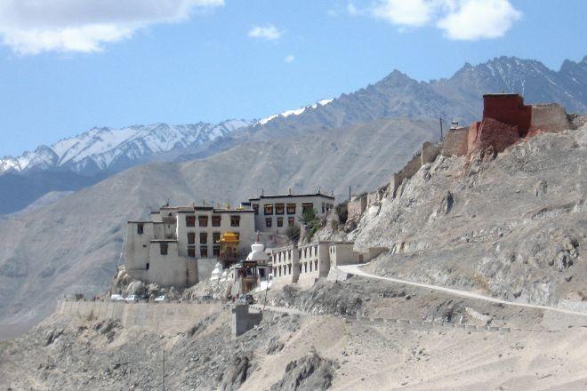 Spituk Monastery, Leh, India