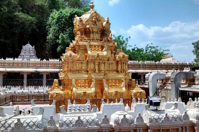 Kanakadurga Temple, Vijayawada, India