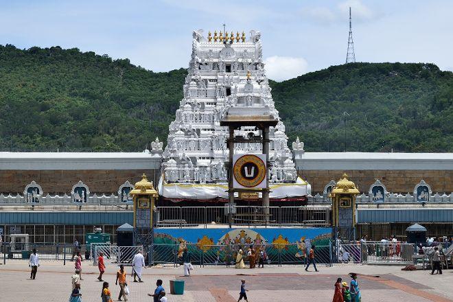Sri Kalyana Venkateswaraswami Temple, Tirupati, India