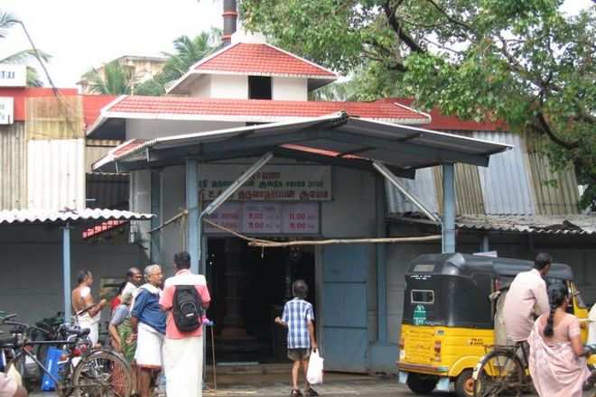 Guruvayurappan Temple, Chennai, India