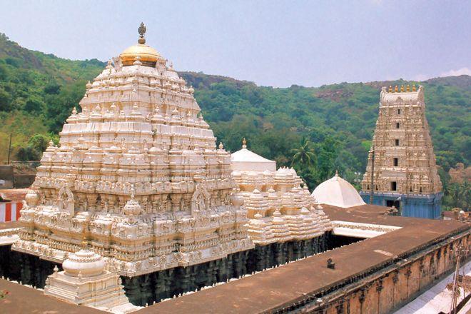 Sri Varaha Lakshminarasimha Temple, Simhachalam, India