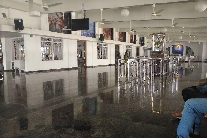 St. Antony's Shrine, Kaloor, India
