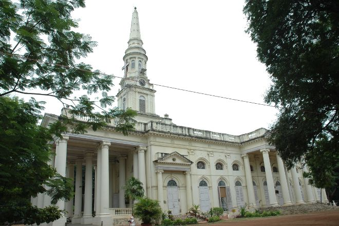 St George's Cathedral, Chennai, India