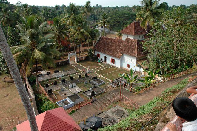 St Mary's Knanaya Church, Kottayam, India