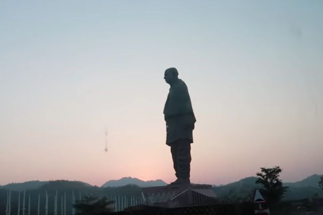Statue Of Unity, Narmada, India