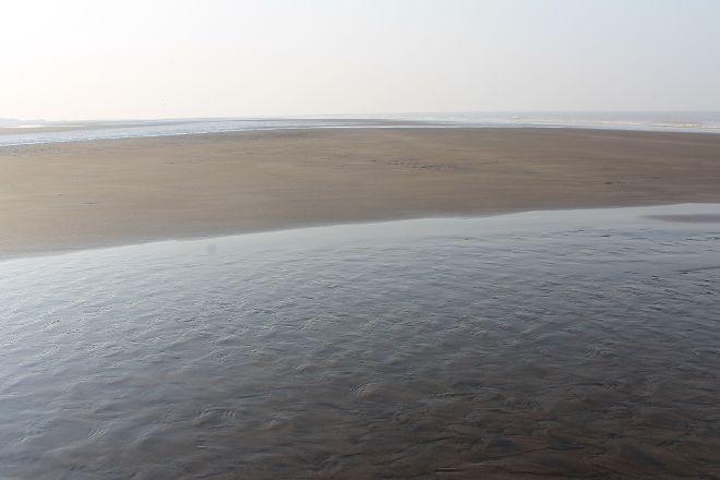Suvali Beach, Hazira, India