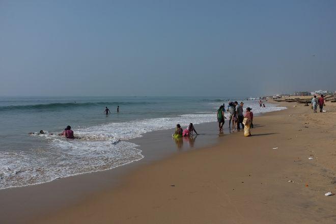 Swargadwar Beach, Puri, India