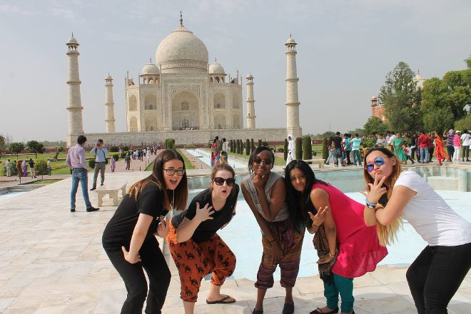 Taj Travel Services - Day Tours, Agra, India