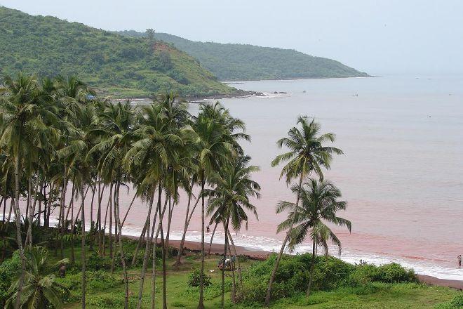 Tamastirth Beach, Dapoli, India