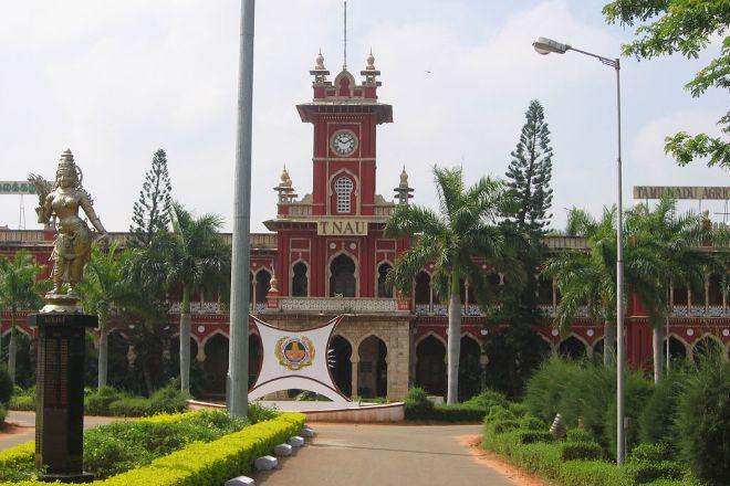 Tamil Nadu Agricultural University, Coimbatore, India