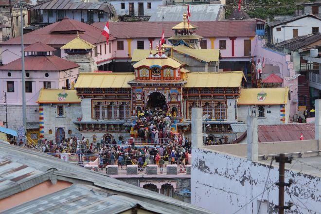 Tapt Kund, Badrinath, India