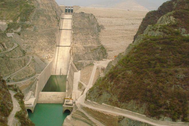 Tehri Dam, New Tehri, India