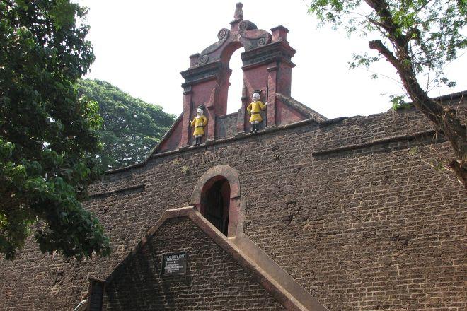 Tellicherry Fort, Kannur, India