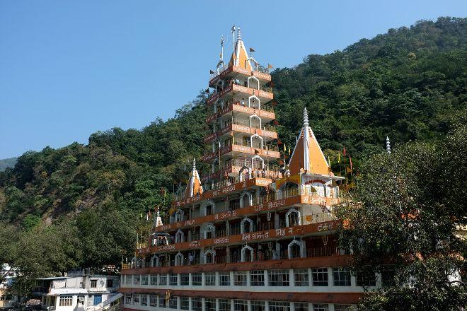 Tera Manzil Temple, Rishikesh, India