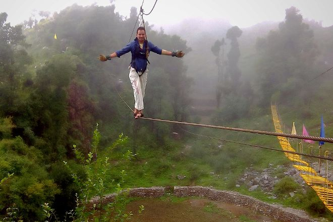 The Real Adventure Sports - Sky Walk, Mussoorie, India