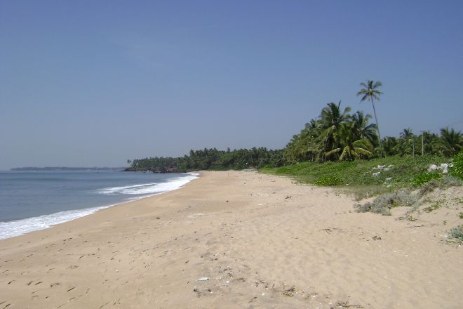 Thottada Beach, Thottada, India