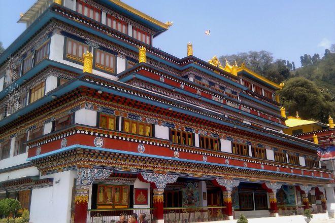 Tibetan Buddhist Monastery, Darjeeling, India