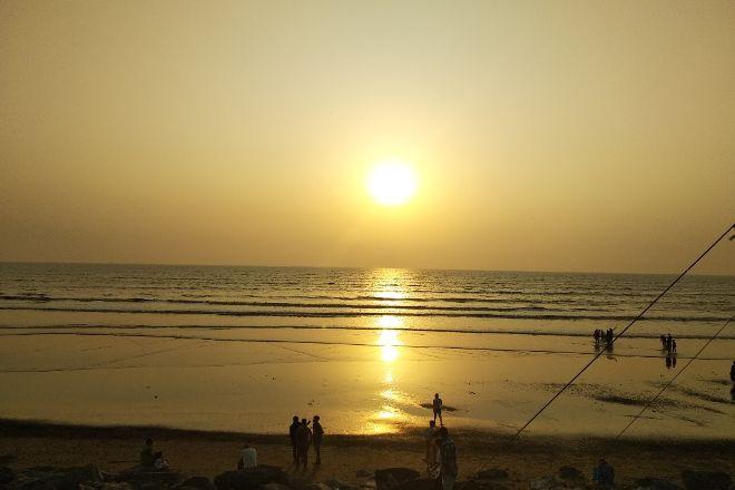 Tithal Beach, Valsad, India
