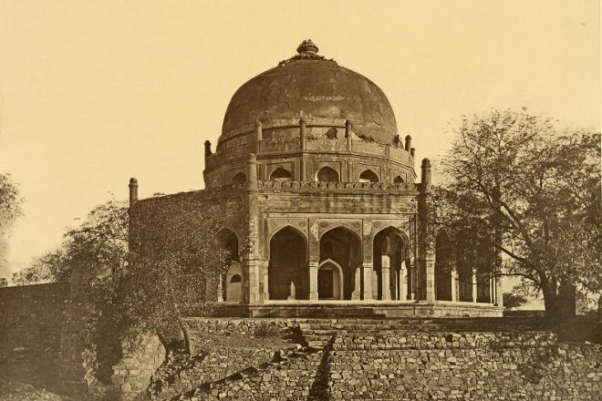 Tomb of Adham Khan, New Delhi, India
