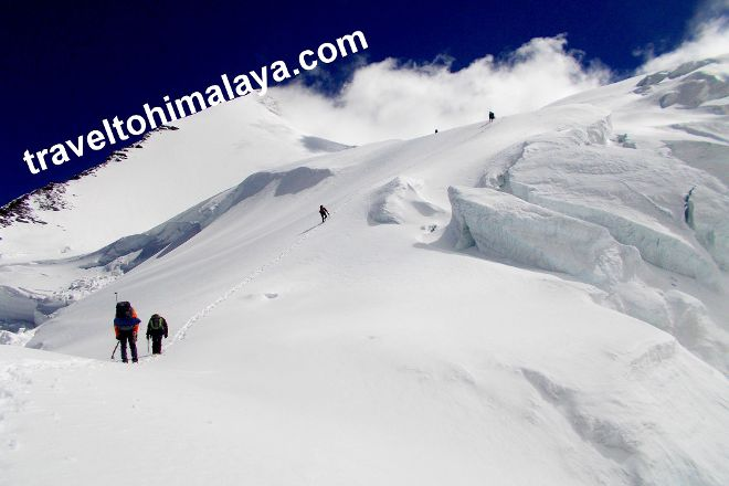 Travel to Himalaya, Leh, India