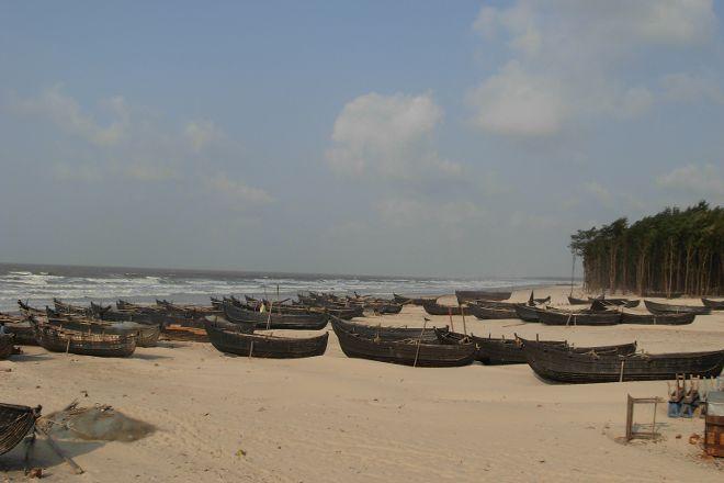 Udaipur Beach, Digha, India