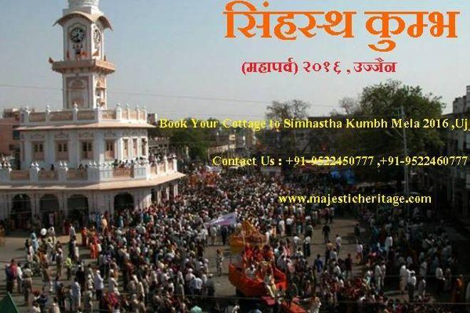 Ujjain Simhasth Kumbh, Ujjain, India