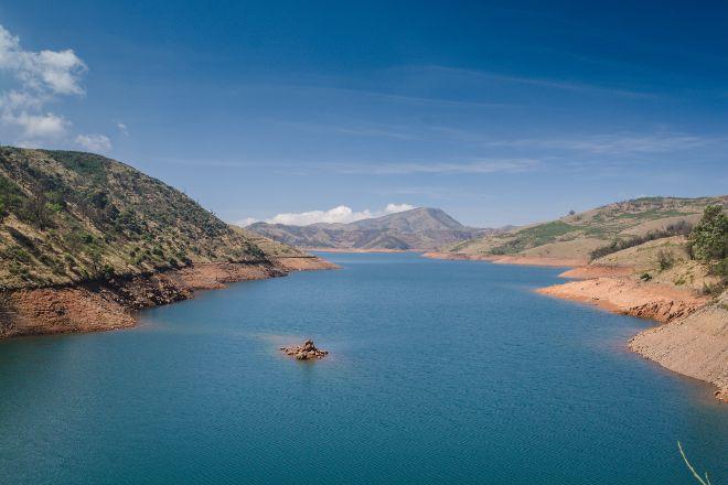 Upper Bhavani Lake, Ooty (Udhagamandalam), India