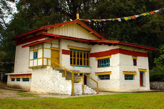 Urguelling Monastery, Tawang, India