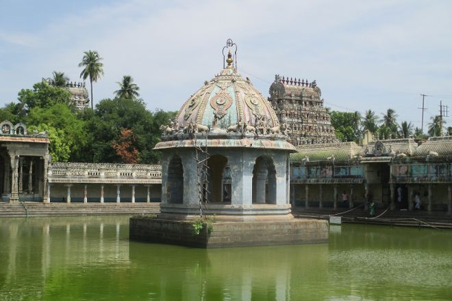 Vaidyanathaswamy Temple, Vaitheeswarankovil, India