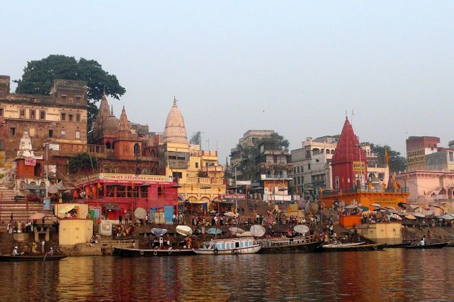 Varanasi Ganga Tour - Day Tours, Varanasi, India