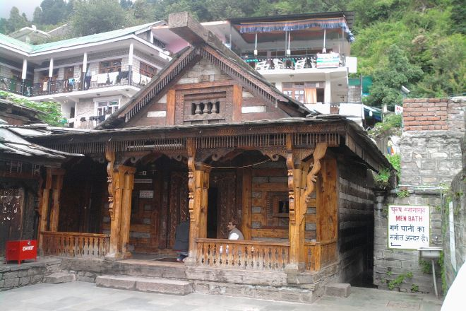 Vashisht Baths, Manali, India