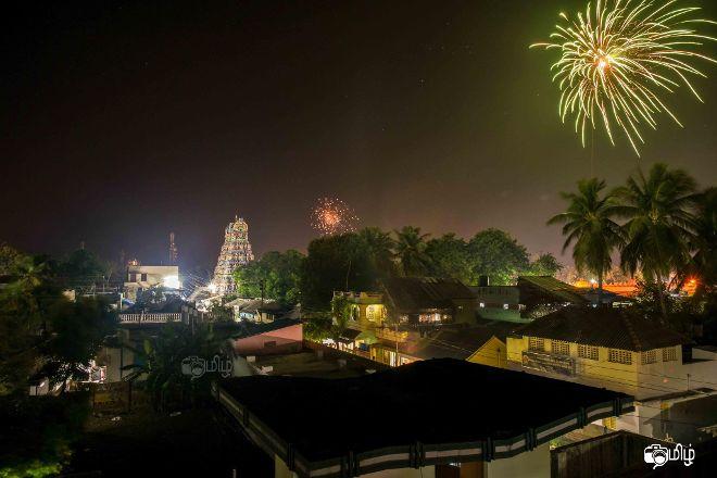 Vedaranyeswarar Temple, Vedaranyam, India