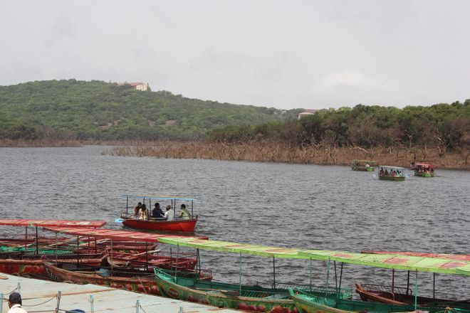 Venna Lake, Mahabaleshwar, India