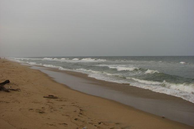 VGP Golden Beach, Chennai, India
