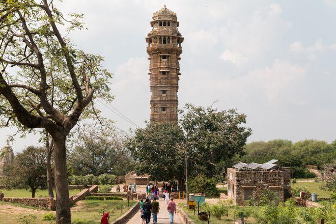 Vijay Stambha, Chittaurgarh, India