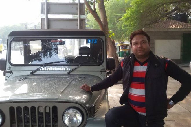 Visit India By Car, New Delhi, India