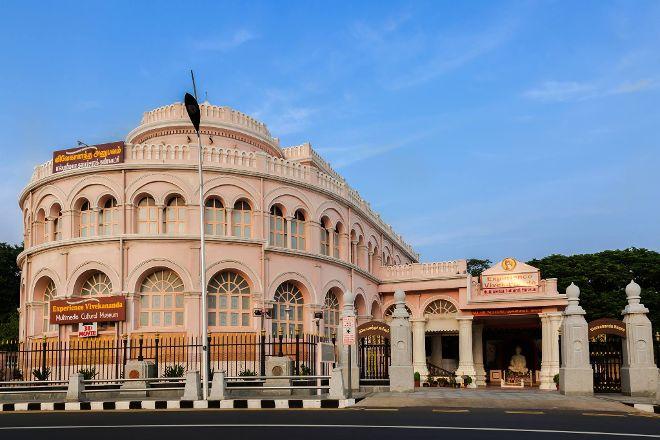Vivekananda House, Chennai, India
