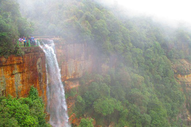 Wah Kaba Falls, Cherrapunjee, India