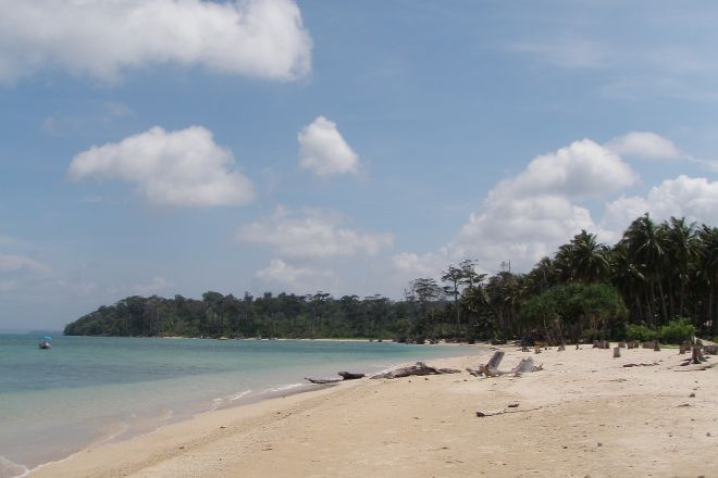 Wandoor Beach, Port Blair, India