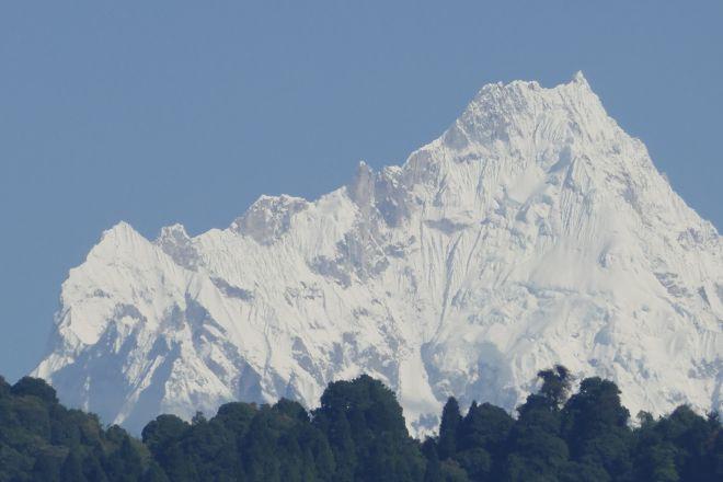 White Hill, Gangtok, India