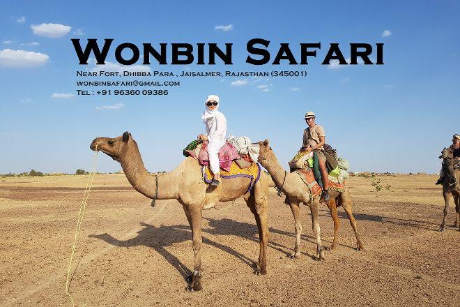 Wonbin Safari, Jaisalmer, India